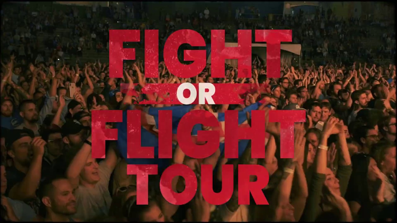 FIGHT OR FLIGHT TOUR